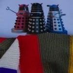 Dr Who Daleks