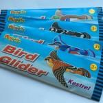 Bird gliders