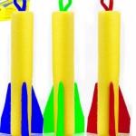 8cm finger rocket